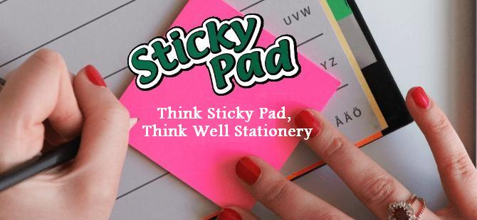 Sticky Pad / Note