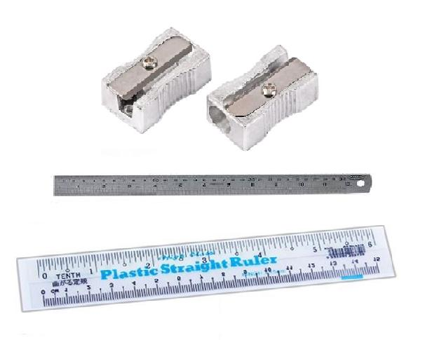 Sharpener / Ruler